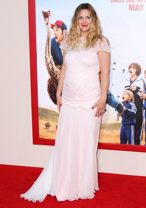 Blended Premiere Drew Barrymore