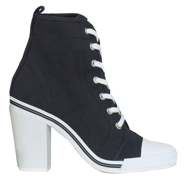 DKNY for Opening Ceremony High Heel Sneakers1