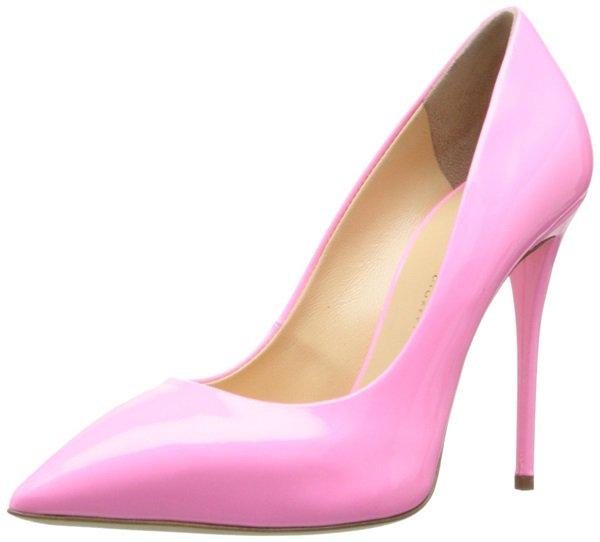 Giuseppe Zanotti Pink Pointy Toe Dress Pump