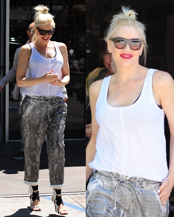 Gwen Stefani Nail Salon in West Hollywood1
