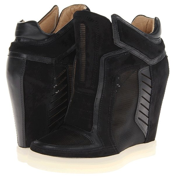 LAMB Freeda Wedge Sneakers