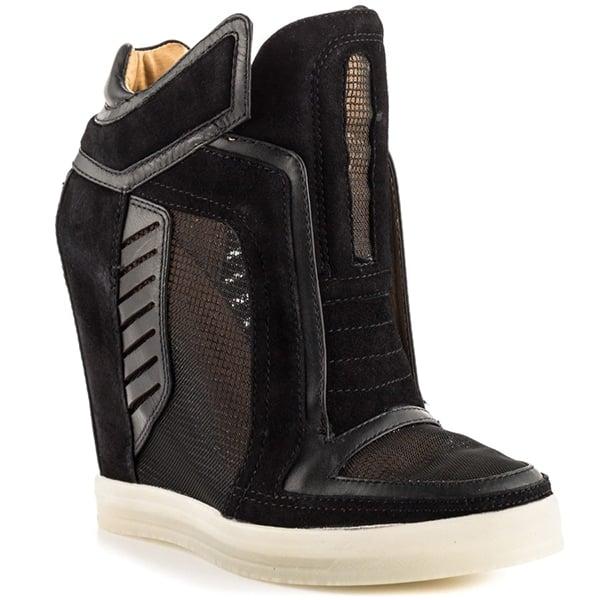 LAMB Freeda Wedge Sneakers3