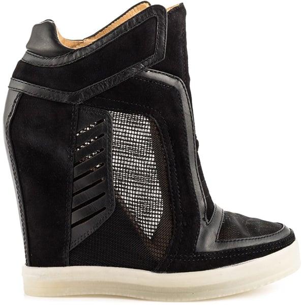 LAMB Freeda Wedge Sneakers4