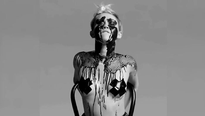 Miley Cyrus 'Tongue Tied'' Music Video