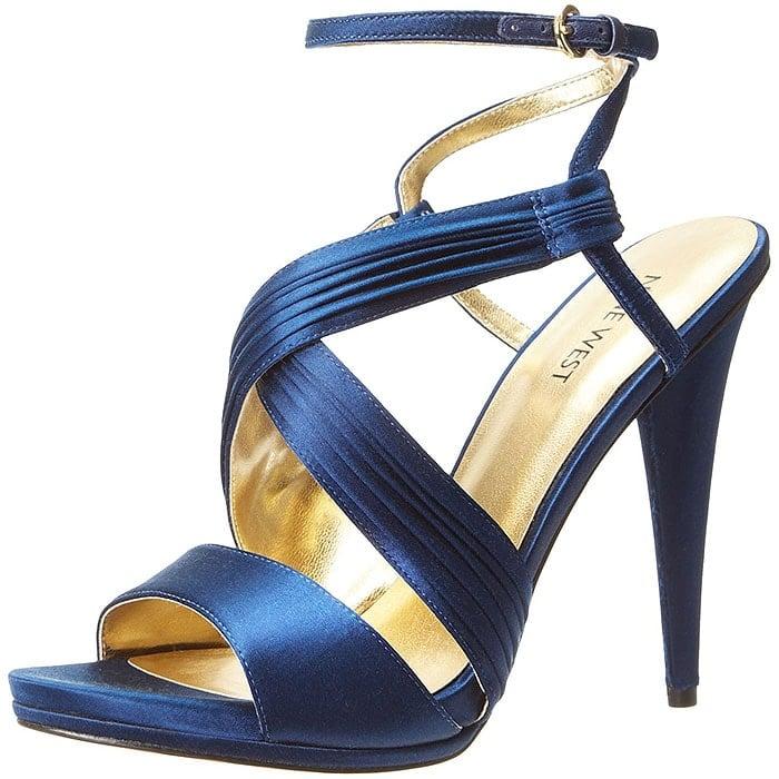 Nine West Allysway Satin Sandals