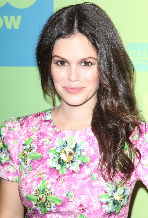 Rachel Bilson at the CW Upfronts 2014 at The London Hotel in New York City on May 15, 2014