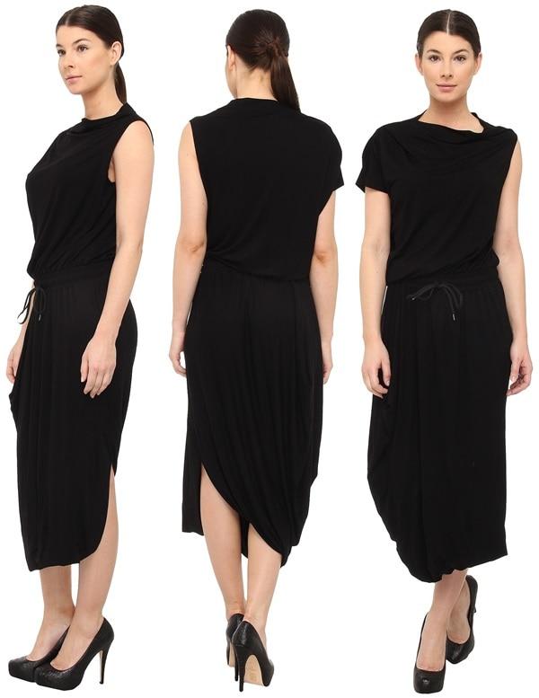 Vivienne Westwood Anglomania Quest Dress Black