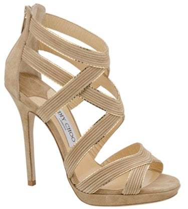 Jimmy Choo Deny Sandals