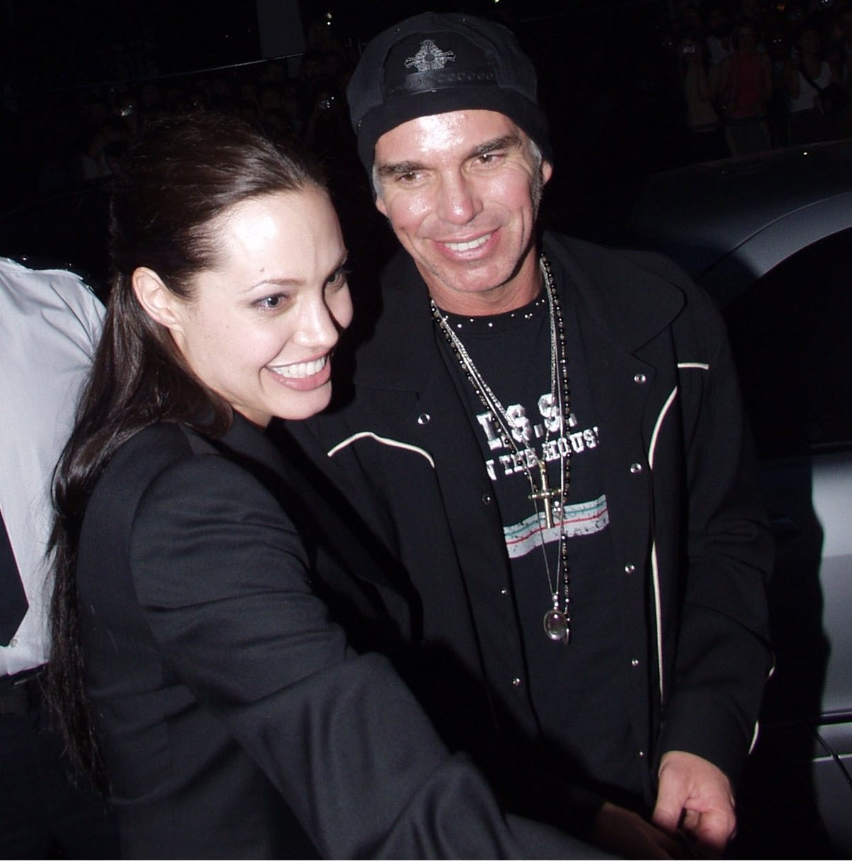 Angelina Jolie and Billy Bob Thornton fell in love after meeting on the set of the 1999 film Pushing Tin