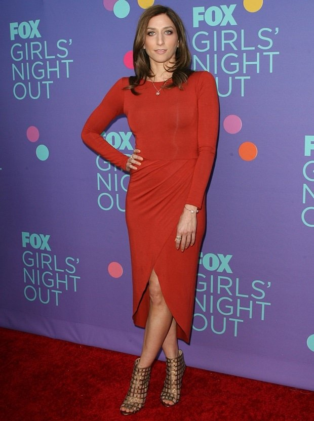 """Chelsea Peretti at FOX's """"Girls Night Out"""" Q&A and Champagne Bar Reception held at the Leonard H. Goldenson Theater in North Hollywood on June 9, 2014"""