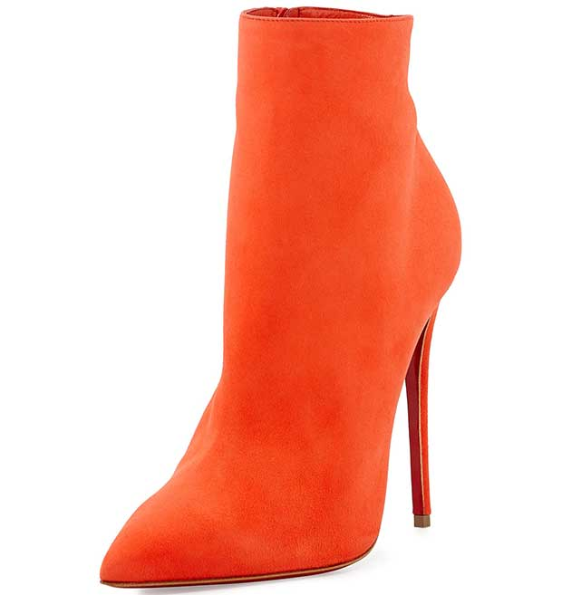 """Christian Louboutin """"So Kate Booty"""" Ankle Boots"""