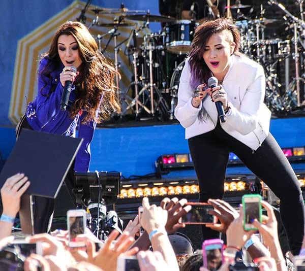 Demi-Lovato-Cher-Lloyd-on-ABC-Good-Morning-America