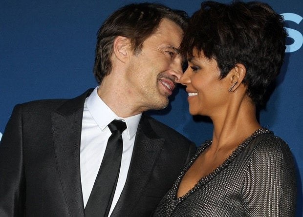 Halle Berry was supported by her husband Olivier Martinez