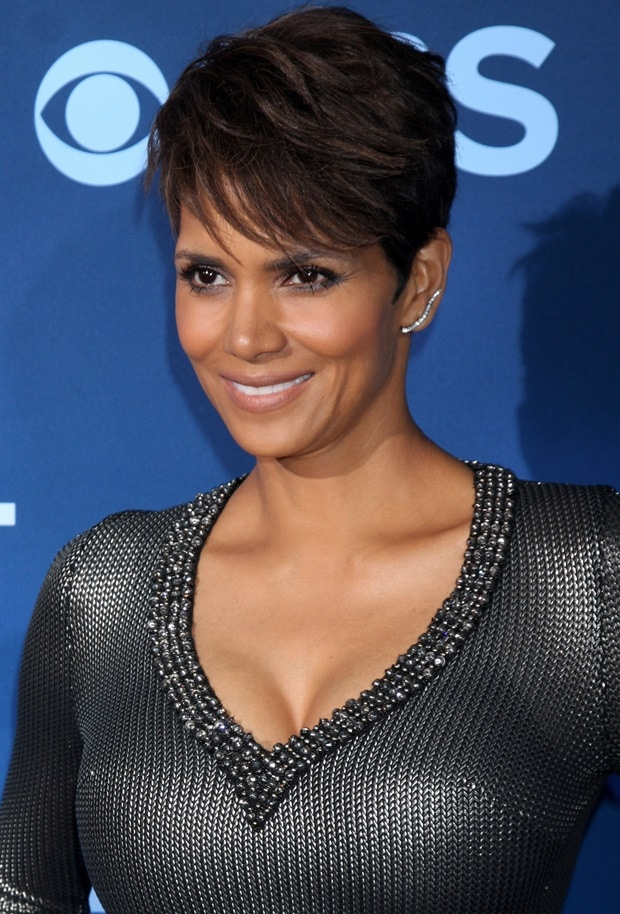 """Actress Halle Berry attends the premiere of CBS Films' """"Extant"""""""