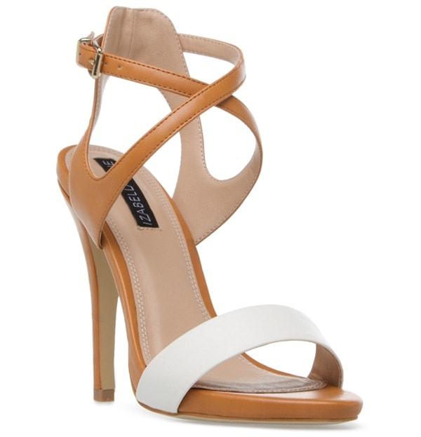 "Izabella Rue ""Orly"" Heels"