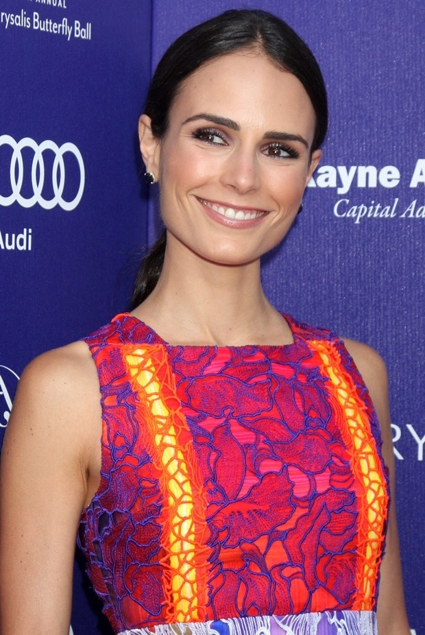 Jordana Brewster raising money to fund programs and services that help homeless and low-income individuals find and retain employment