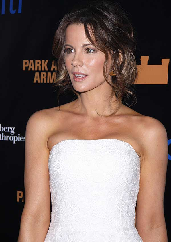 Kate Beckinsale at the Macbeth opening night party at the Park Avenue Armory in New York City on June 5, 2014
