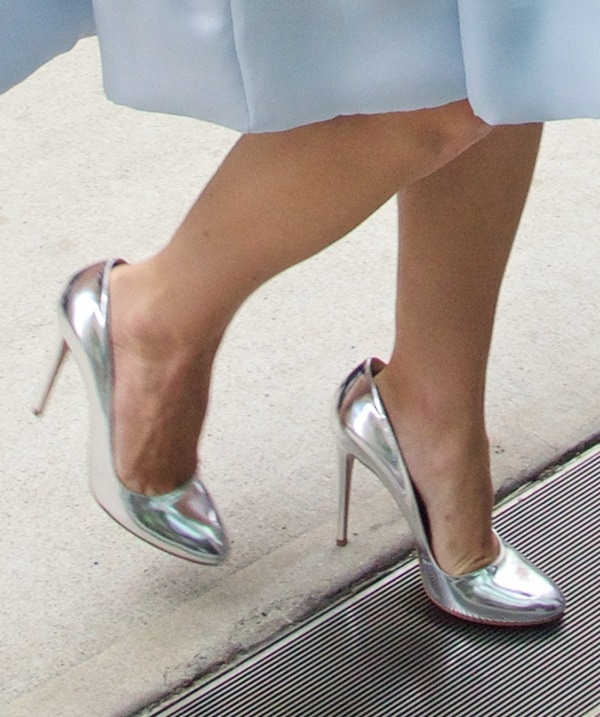 Keira Knightley Prada Pumps
