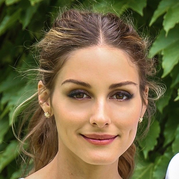 Olivia Palermo's stud earrings by Alexandra Mor
