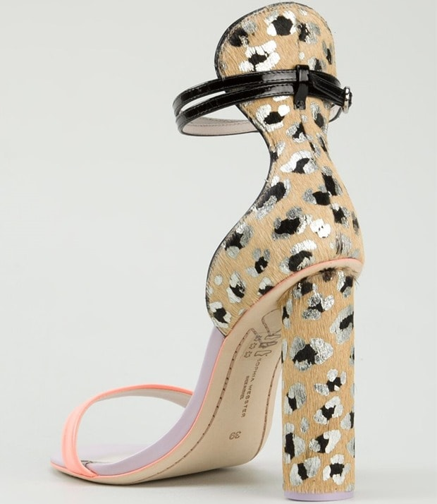 Sophia Webster 'Nicole' sandals back