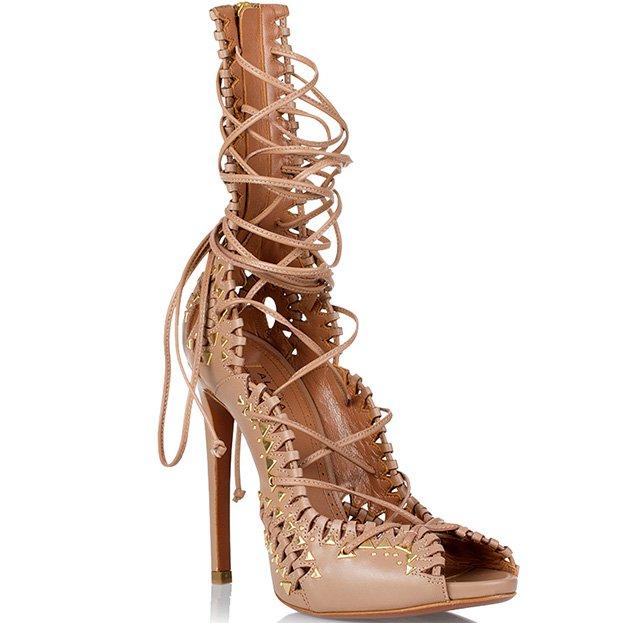 Alaia-Lace-Up-Sandals-Beige