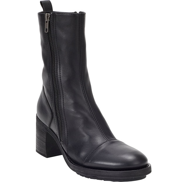 Ann Demeulemeester Double-Zip Ankle Boots