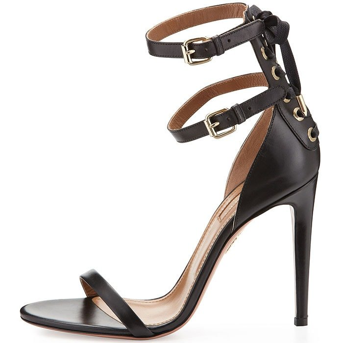 Aquazzura Saharienne sandals