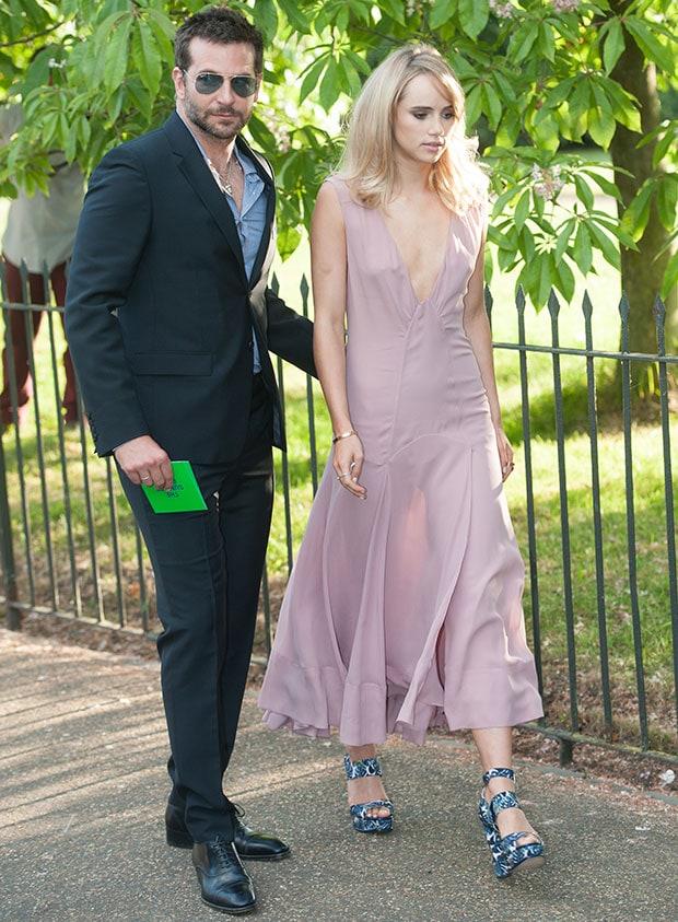 Bradley-Cooper-Suki-Waterhouse-2014-Serpentine-Gallery-Summer-Party