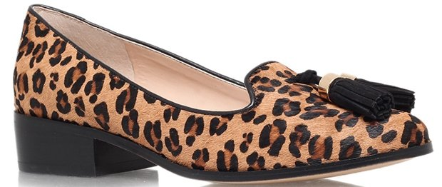 Carvela Kurt Geiger Laura Leopard Print Shoes