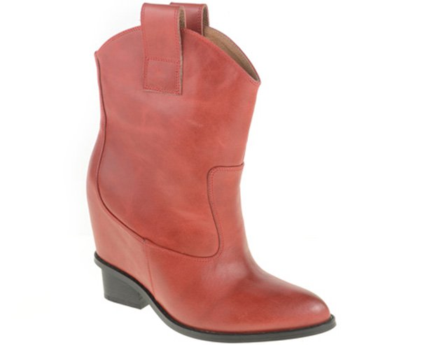Chinese-Laundry-Sergio-Boots-Red