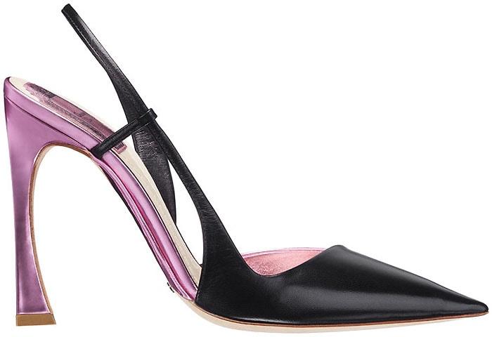 Dior Spring 2013 slingback pumps