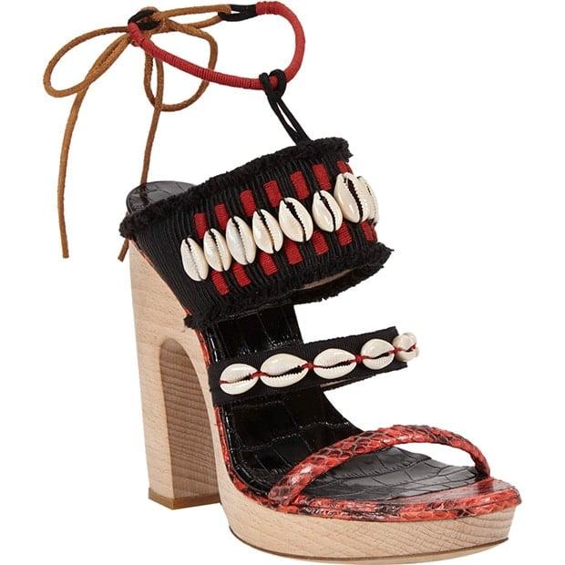Dries-Van-Noten-Cowrie-Shell-Wooden-Platform-Sandals