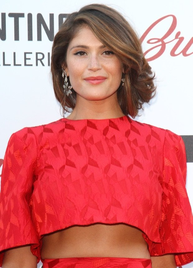 Gemma Arterton at the Serpentine Gallery Summer Party held at Kensington Gardens in London, England, on July 1, 2014