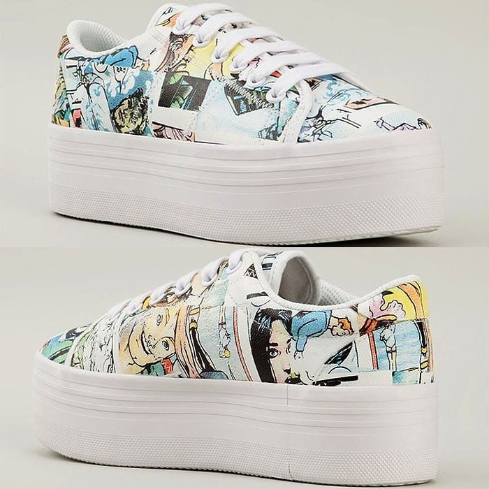 Jeffrey Campbell Zomg sneakers