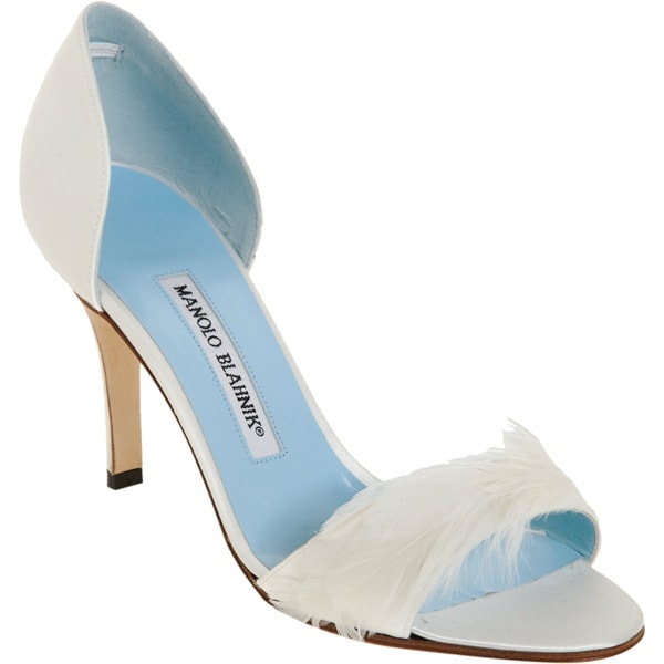 Manolo Blahnik Catalina Sandals