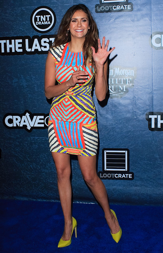 Nina-Dobrev-Comic-Con-International-The-Last-Ship-party