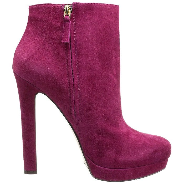 Nine West Plumperfect booties