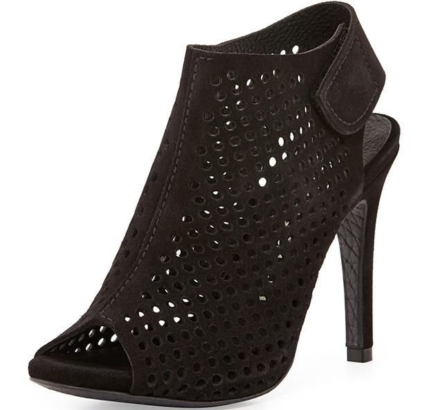 Pedro-Garcia-Sofia-Perforated-Peep-Toe-Booties-Black