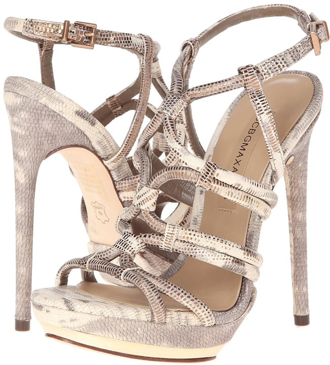 BCBGMaxAzria Farrow Platform Sandals