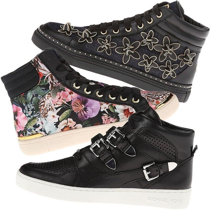Fashion sneakers sweapants