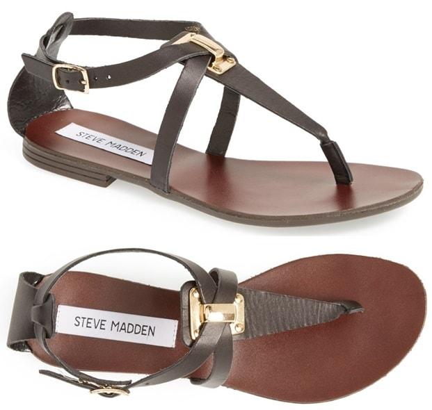 """Steve Madden """"Kween"""" Sandals"""