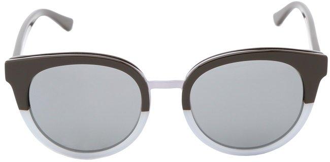 Tory Burch TY7062 Panama Sunglasses in Clay