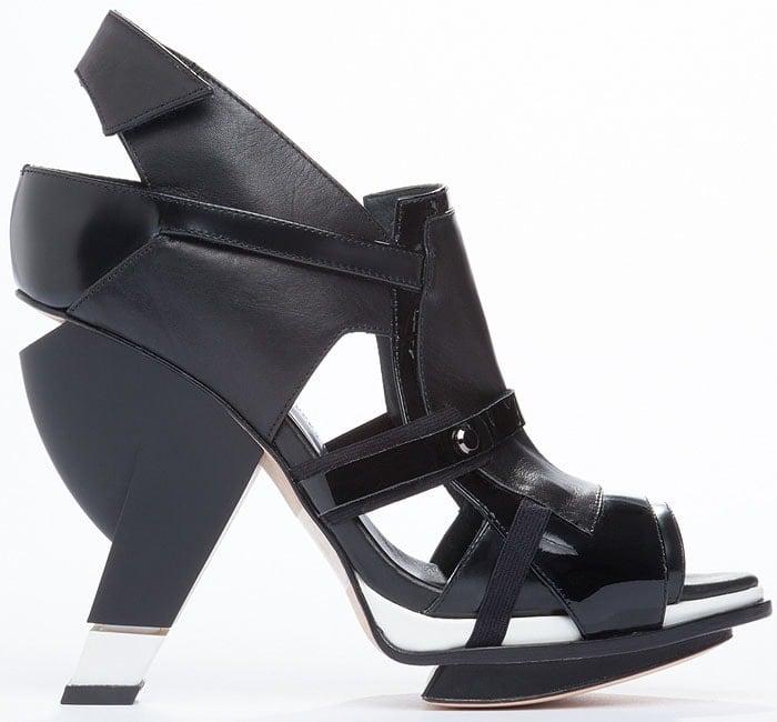 Abcense Apron sandals