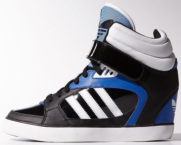 Adidas Amberlight Up Wedge Sneakers
