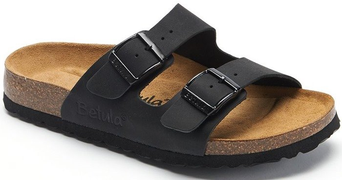 569e41473b5690 Vanessa Hudgens Sports Betula by Birkenstock Boogie Flat Sandals