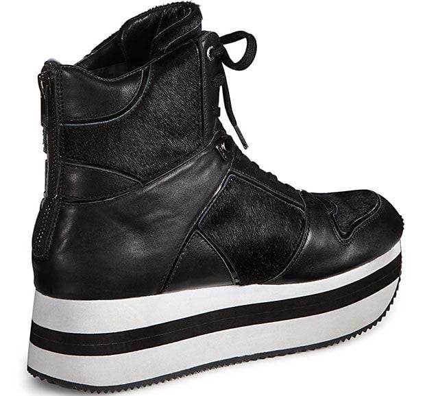 "DKNY ""Jansen"" Platform Sneakers"