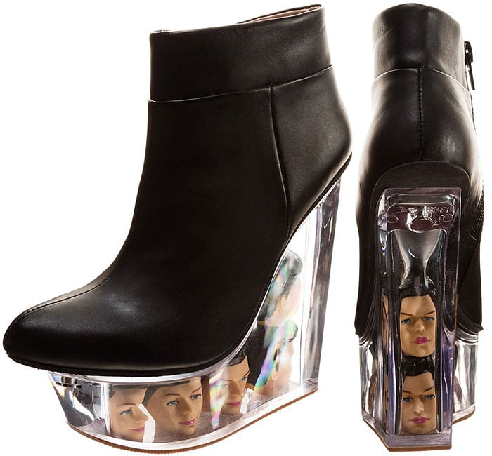 Jeffrey Campbell Icy Ken Doll Heads