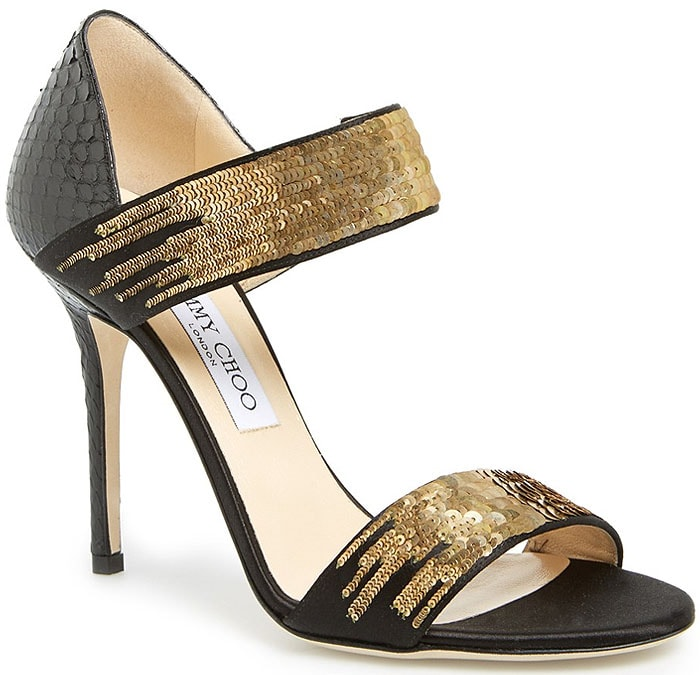 Jimmy Choo Tallow sandals