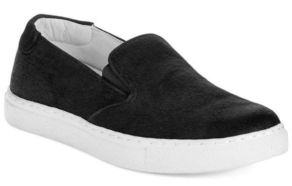 """Kenneth Cole New York """"King"""" Sneakers in Black"""