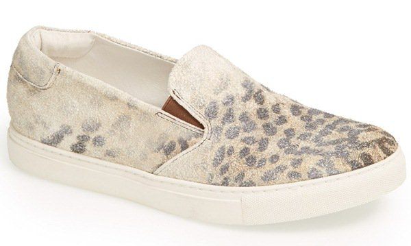 "Kenneth Cole New York ""King"" Sneakers in Cheetah"